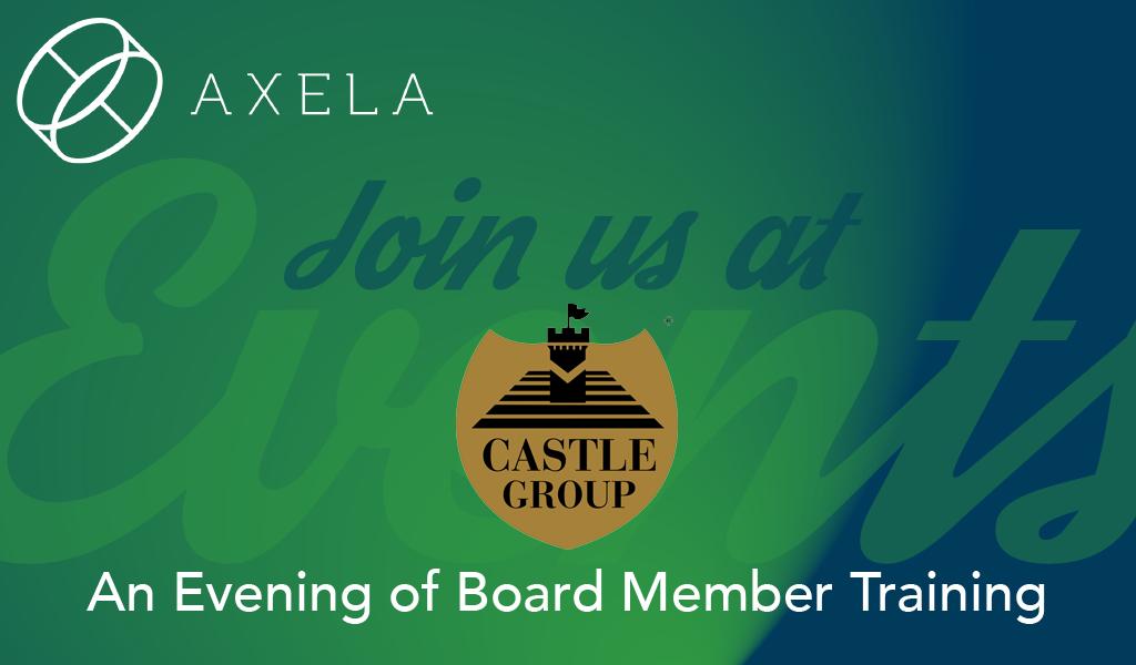 Castle Board Training