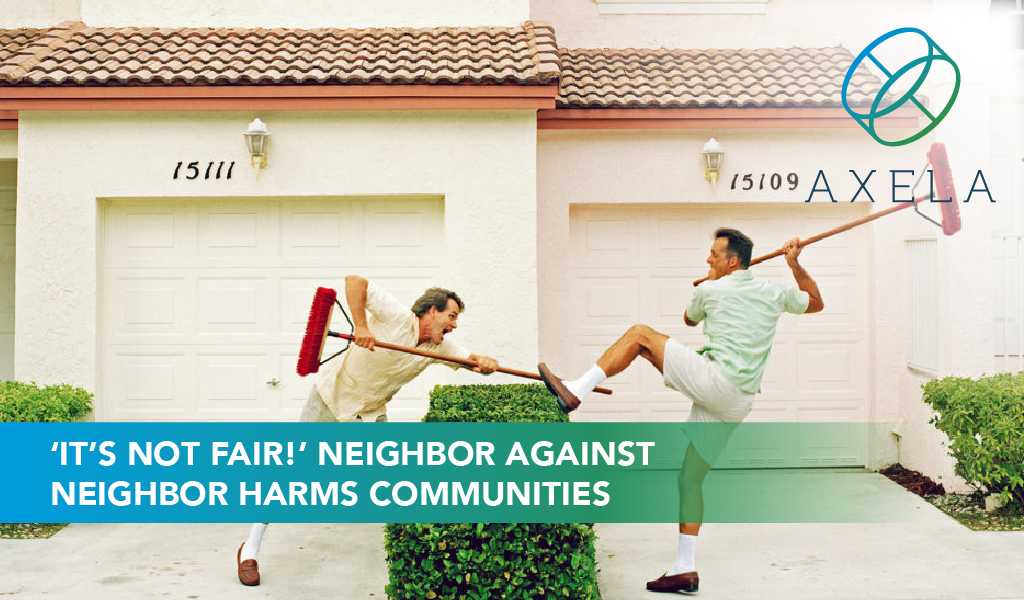 Delinquencies-turn-neighbors-against