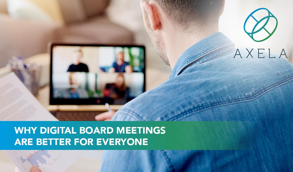 Digital Board Meetings
