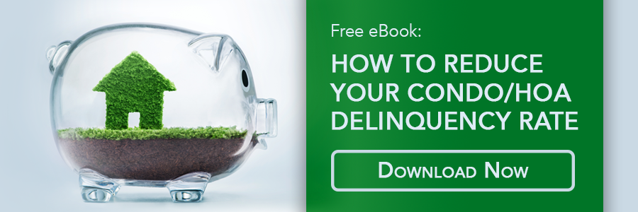 Click to download the ebook on reducing HOA Delinquency rates