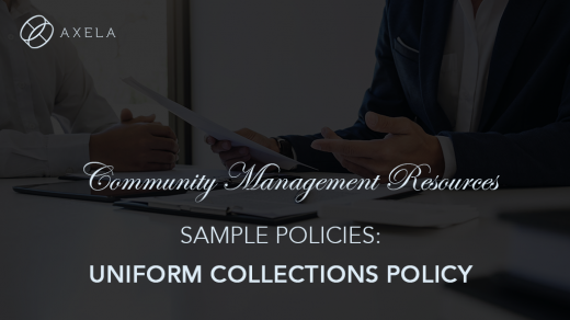 Sample Collections Policy