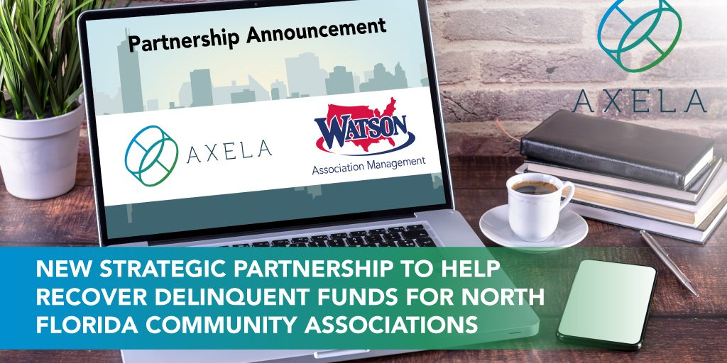 Axela Partners with Watson Association Management, a division of Watson Realty