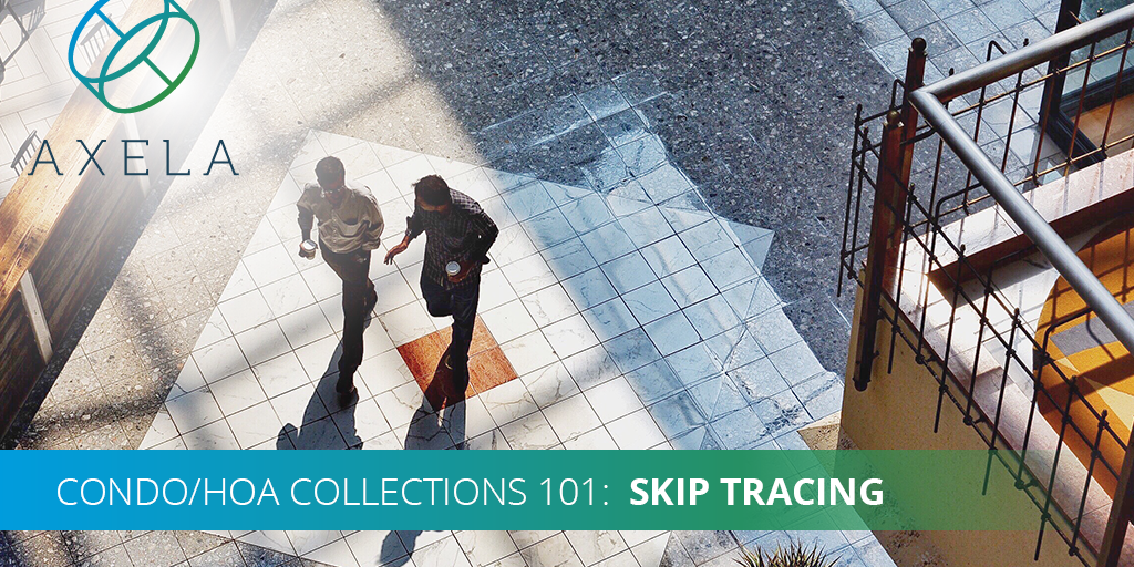 Association Collections 101 - Skip Trace