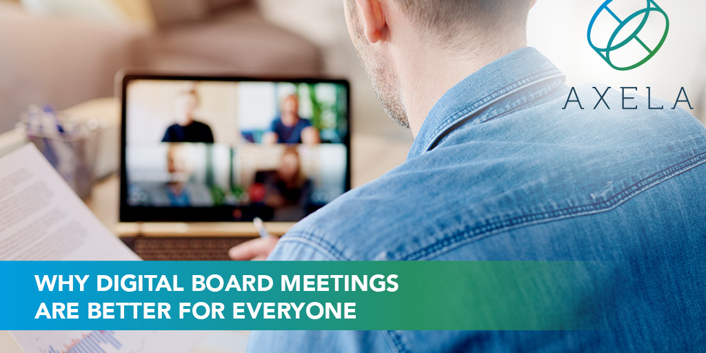 Digital Board Meetings